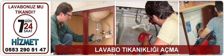 lavabo-acma-ankara